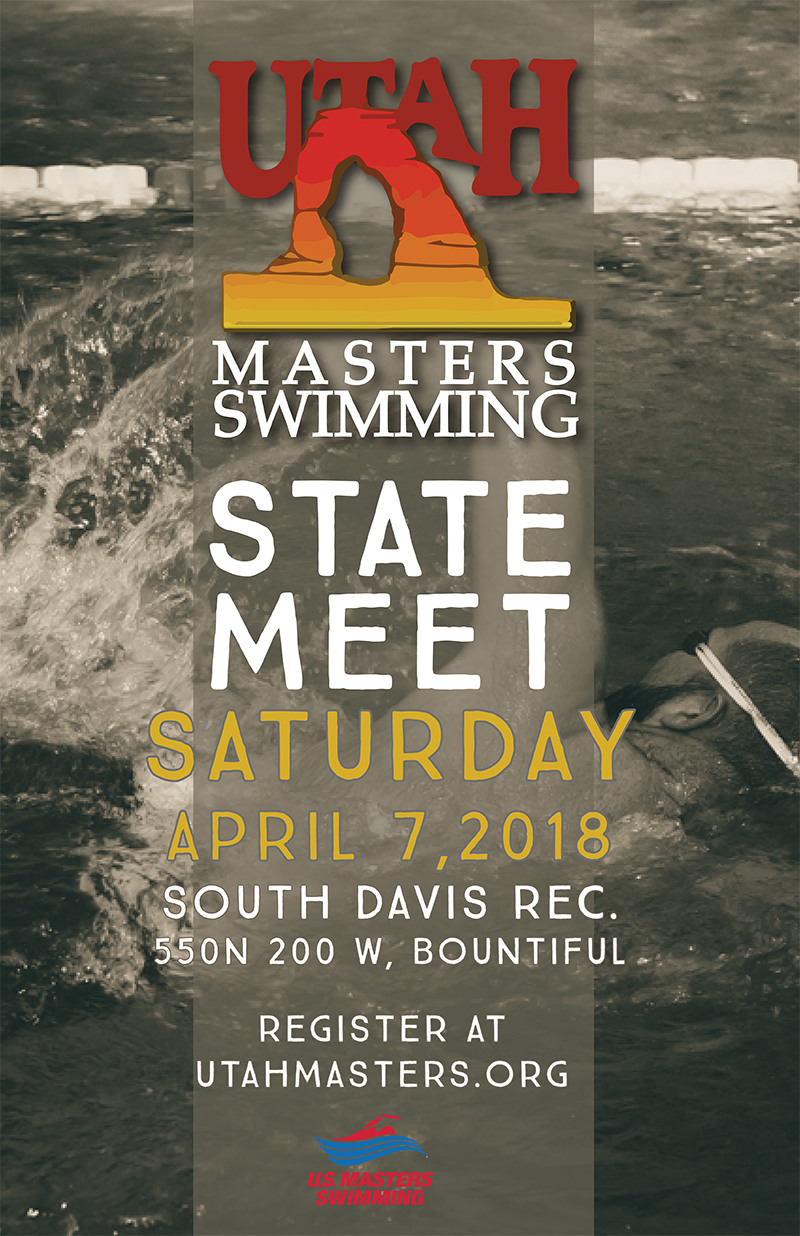 Utah Masters State Meet, April 7th!